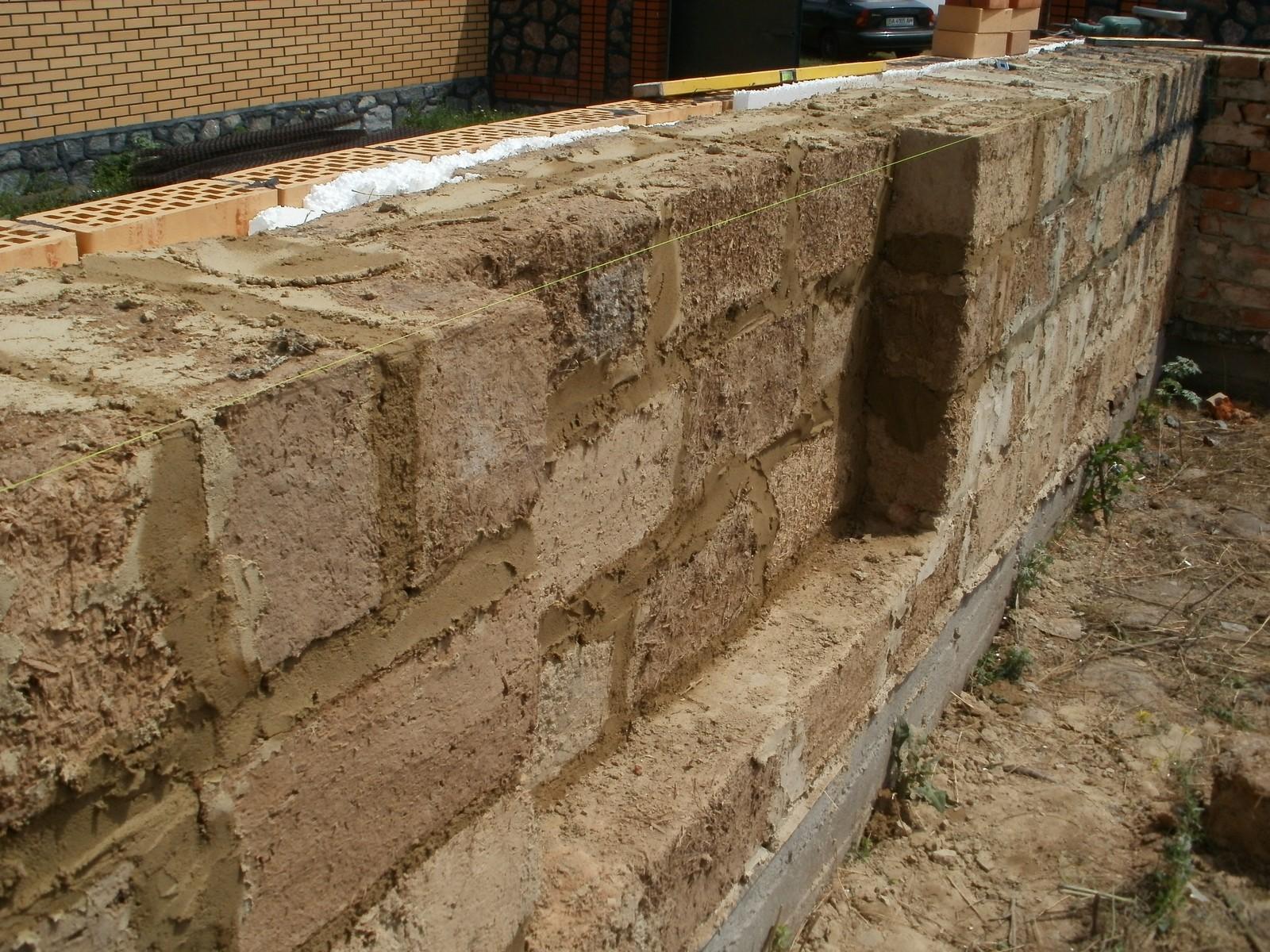 Как своими руками построить саманный дом своими руками 83